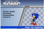 ソニック・ザ・ヘッジホッグのフラッシュゲーム